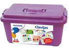 Clavijas (activity pin) 144 clavijas más 36 actividades
