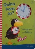 Quina hora és? Aprèn les hores amb el corb mitjonet!