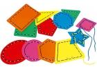 Formas geométricas para hilar