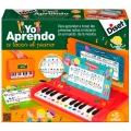 Yo aprendo a tocar el piano