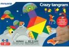 Tangram loco magnético (Crazy tangram)