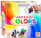 Speed Colors ¡Rápido! ¡Memoriza y colorea!