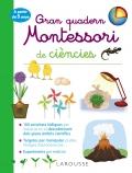 Gran quadern Montessori de ciències (A partir de 5 anys)