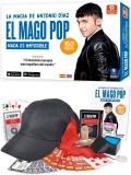 La magia de Antonio Díaz. El Mago Pop. Nada es imposible. 150 trucos