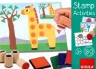 Actividades de estampa (Stamp activities)