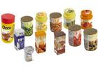 Surtido alimentos envasados (12 piezas)