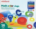 Colores, tamaños y texturas (Math Color Rings)