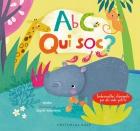 Abc. qui sóc? endevinalles d'animals per als més petits (català-anglès)