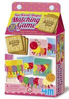 Fun Biscuit-Shaped Matching Game (juego de emparejamiento)