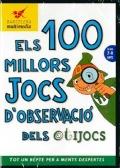 Els 100 millors jocs d´observació dels Otijocs (CD)