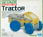 Tractor mecho motorizado