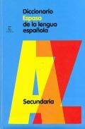 Diccionario Espasa de la lengua española. Secundaria.