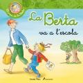 La Berta va a l'escola.