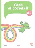 Coco el cocodril. El meu primer còmic - 3 anys.