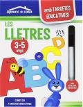 Cartes educatives aprenc a casa - les lletres