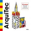 ArquiTec. 95 piezas para armar y crear tus construcciones.