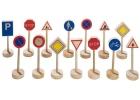 Señales de tráfico (15 piezas)
