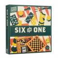 6 en 1 juegos de mesa