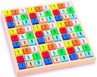 Sudoku de madera