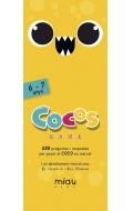 Cocos Game. 288 preguntes i respostes per posar el Coco en marxa! (6-7 anys)