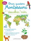 Gran quadern Montessori per descobrir el món