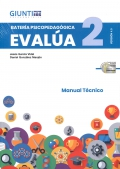 EVALÚA - 2. Bateria Psicopedagògica (joc complet)