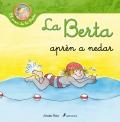 La Berta aprèn a nedar.