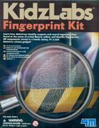 Huellas dactilares. Juego de ciencia (fingerprint kit)