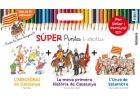 Súper pinta i escriu Catalunya