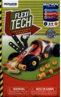 Flexi Tech (coche carreras) 77 piezas