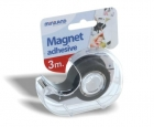 Cinta magnética adhesiva - celo magnético