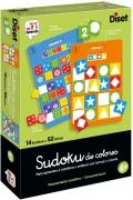 Sudoku colors
