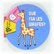 Què fan les girafes?.