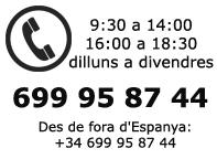 Telèfon de contacte